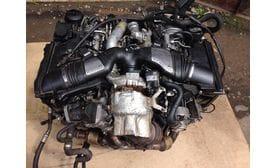 Контрактный двигатель Mercedes ML300 CDI 4-matic (W164)  OM 642.832 3,0 204 л.с.