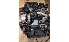 Контрактный двигатель Mercedes ML350 CDI 4-matic (W164)  OM 642.832 3,0 231 л.с.