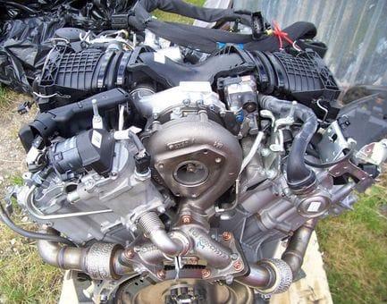Контрактный двигатель Mercedes C350 CDI (W204) OM 642.834 3,0 265 л.с.