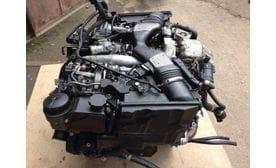 Контрактный двигатель Mercedes E350 CDI 4-matic (W212) OM 642.858 3,0 265 л.с.