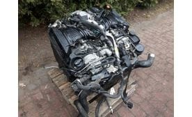 Контрактный двигатель Mercedes E350 BlueTEC 4-matic (W212)  OM 642.858 3,0 252 л.с.