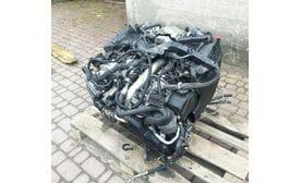 Контрактный двигатель Mercedes S350 (W221) OM 642.862 3,0 258 л.с.