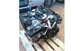 Контрактный двигатель Mercedes S350 4Matic (W221) OM 642.868 3,0 258 л.с.