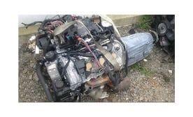 Контрактный двигатель Mercedes Vito II 122 CDI (W639) OM 642.890 3,0 224 л.с.