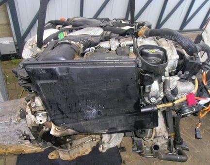 Контрактный двигатель Mercedes E320 CDI (W211) OM 642.920 3,0 224 л.с.