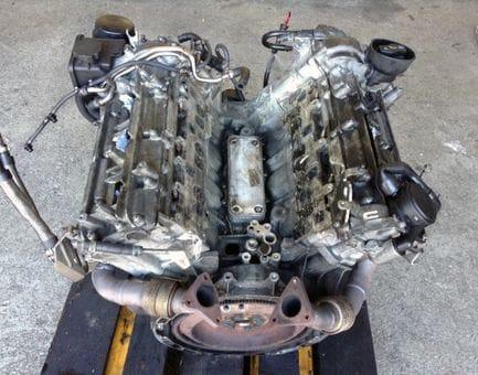 Контрактный двигатель Mercedes S320 CDI (W221) OM 642.930 3,0 235 л.с.