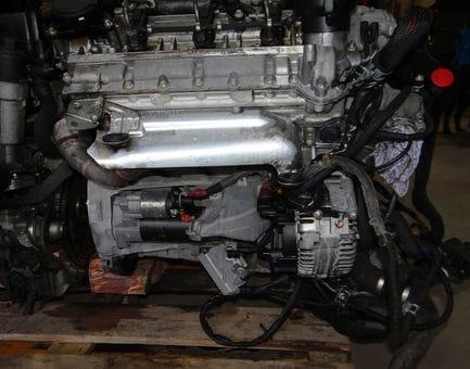 Контрактный двигатель Mercedes ML320 CDI 4-matic (W164) OM 642.940 3,0 218 л.с.