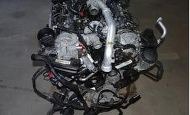 Контрактный двигатель Mercedes ML320 CDI 4-matic (W164) OM 642.940 3,0 224 л.с.