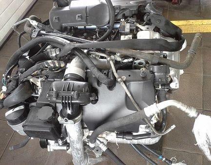 Контрактный двигатель Mercedes Viano CDI 3.0 (W639) OM 642.990 3,0 224 л.с.
