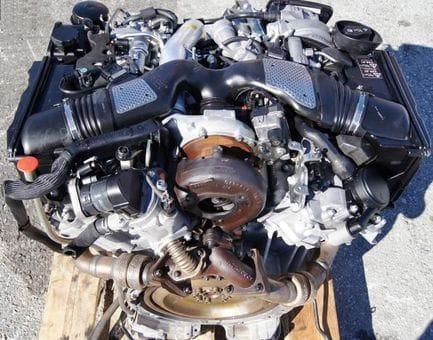 Контрактный двигатель Mercedes Sprinter 3,5 II 318 CDI 4WD (906)  OM 642.992 3,0 184 л.с.