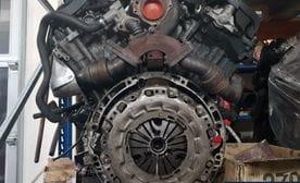 Контрактный двигатель Mercedes Sprinter 5-t II 519 CDI (906)  OM 642.992 3,0 190 л.с.