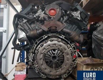 Контрактный двигатель Mercedes Sprinter 4,6-t II 419 CDI (906)  OM 642.992 3,0 190 л.с.