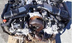 Контрактный двигатель Mercedes Sprinter 3,5 II 318 CDI (906)  OM 642.993 3,0 184 л.с.
