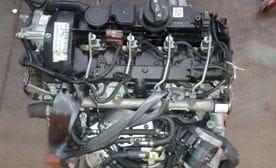 Контрактный двигатель Mercedes C200 CDI (W204)  OM 646.812 2,1 136 л.с.