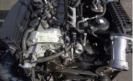 Контрактный двигатель Mercedes E200 CDI (W211) OM 646.951 2,1 102 л.с.