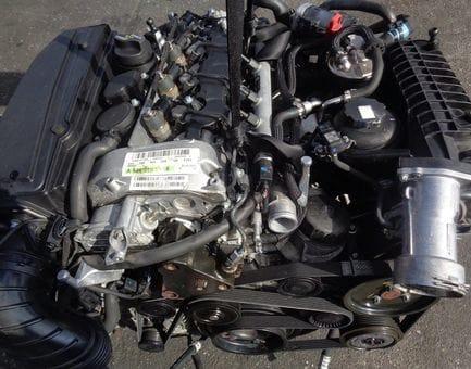 Контрактный двигатель Mercedes E200 CDI (W211) OM 646.951 2,1 122 л.с.