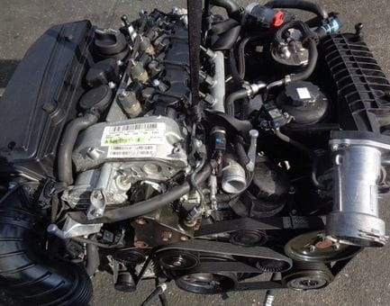 Контрактный двигатель Mercedes E220 CDI (W211) OM 646.961 2,1 150 л.с.