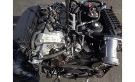 Контрактный двигатель Mercedes C220 CDI (W203) OM 646.963 2,1 150 л.с.