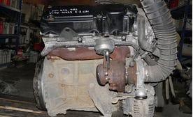 Контрактный двигатель Mercedes Vito II 109 CDI 2.2 (W639) OM 646.980 2,1 95 л.с.