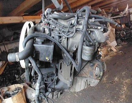 Контрактный двигатель Mercedes Sprinter 3,5 II 309 CDI (906) OM 646.984 2,2 88 л.с.