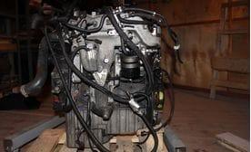 Контрактный двигатель Mercedes Sprinter 3-t II 209 CDI (906) OM 646.984 2,2 88 л.с.