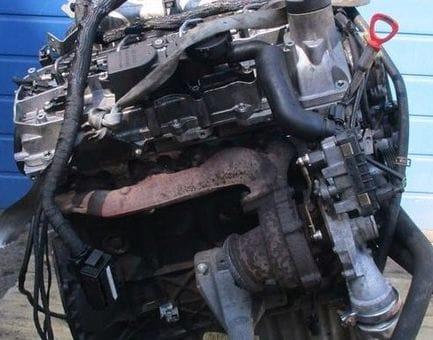 Контрактный двигатель Mercedes Sprinter 3,5 II 313 CDI (906) OM 646.986 2,2 129 л.с.