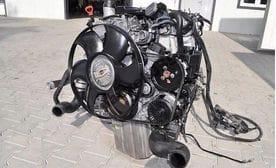 Контрактный двигатель Mercedes Sprinter 3,5 II 315 CDI 4WD (906) OM 646.989 2,2 150 л.с.