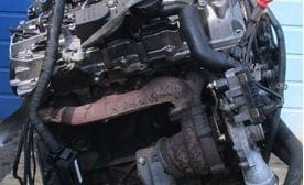 Контрактный двигатель Mercedes Sprinter 3-t II 215 CDI (906)  OM 646.990 2,2 150 л.с.