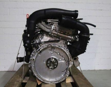 Контрактный двигатель Mercedes A180 CDI (W176) OM 651.901 1,8 109 л.с.