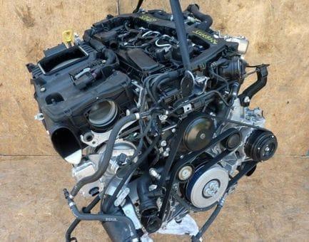 Контрактный двигатель Mercedes C220 CDI (W204) OM 651.911 2,1 163 л.с.