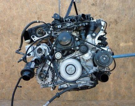Контрактный двигатель Mercedes C250 CDI (W204) OM 651.911 2,1 204 л.с.