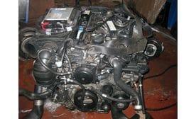 Контрактный двигатель Mercedes C250 CDI 4-matic (W204) OM 651.912 2,1 204 л.с.
