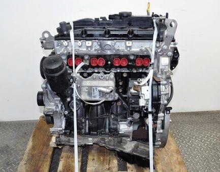 Контрактный двигатель Mercedes E220 CDI (W212) OM 651.924 2,1 136 л.с.