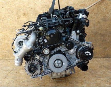 Контрактный двигатель Mercedes E250 CDI / BlueTEC 4-matic (W212) OM 651.924 2,1 197 л.с.