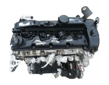 Контрактный двигатель Mercedes A220 CDI 4-matic (W176) OM 651.930 2,1 170 л.с.