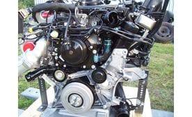 Контрактный двигатель Mercedes A200 CDI (W176) OM 651.930 2,1 136 л.с.