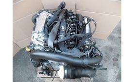 Контрактный двигатель Mercedes A200 CDI 4-matic (W176) OM 651.930 2,1 136 л.с.