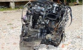 Контрактный двигатель Mercedes V250 BlueTEC (W447) OM 651.950 2,1 190 л.с.