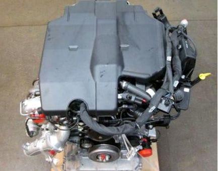 Контрактный двигатель Mercedes Vito Mixto 119 BlueTEC (W447) OM 651.950 2,1 190 л.с.