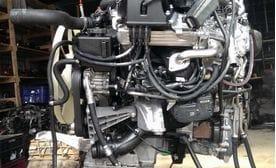Контрактный двигатель Mercedes Sprinter 5-t II 513 CDI 4x4 (906) OM 651.955 2,2 129 л.с.