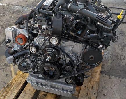 Контрактный двигатель Mercedes Sprinter 5-t II 510 CDI (906) OM 651.955 2,2 95 л.с.
