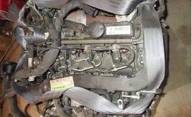 Контрактный двигатель Mercedes Sprinter 4,6-t II 416 CDI (906) OM 651.957 2,2 163 л.с.