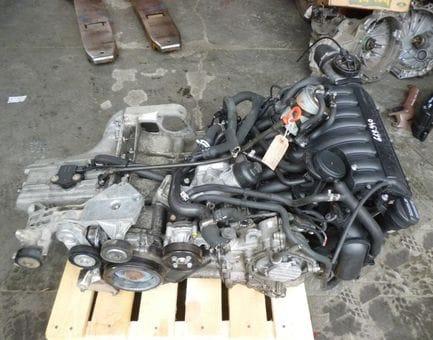 Контрактный двигатель Mercedes A160 CDI (W168) OM 668.940 1,7 75 л.с.