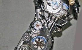 Контрактный двигатель Mercedes A170 CDI (W168) OM 668.940 1,7 90 л.с.
