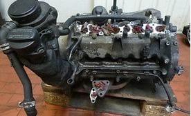 Контрактный двигатель Mercedes A160 CDI (W168) OM 668.941 1,7 60 л.с.