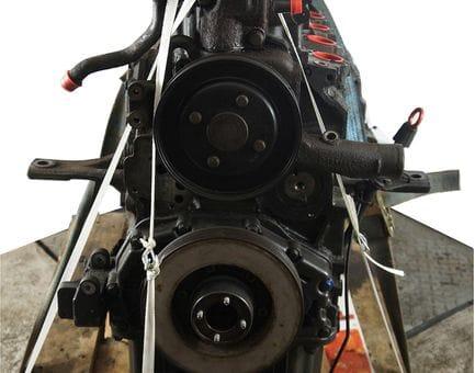 Контрактный двигатель Mercedes Vario 815 D, 816 D  OM 904.923 4,3 156 л.с.