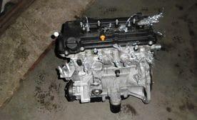 Контрактный двигатель Mitsubishi ASX 1.6  4A92 117 л.с.
