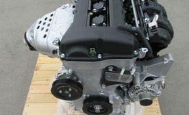 Контрактный двигатель Mitsubishi ASX 2.0  4B11 150 л.с.