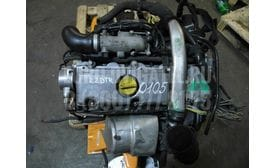 Контрактный двигатель Opel Vectra B 2.2 DTI 16V  Y22DTR 125 л.с.