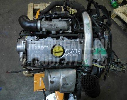 Контрактный двигатель Opel Omega B 2.2 DTI 16V  Y22DTR 117 л.с.